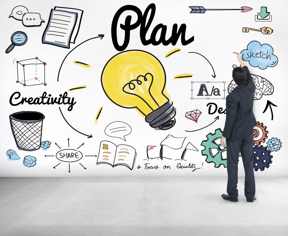 Colocar seu negócio em prática
